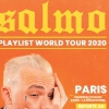 affiche SALMO - PLAYLIST WORLD TOUR 2020