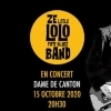 affiche ZE LITTLE LOLO FIFTY BLUES BAND + GUESTS