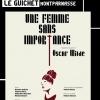 UNE FEMME SANS IMPORTANCE