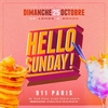 affiche Hello Sunday !