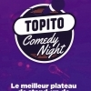 affiche TOPITO COMEDY NIGHT