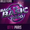 BACK TO BASIC 2000 - LE MEILLEUR DES ANNEES 2000