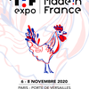 affiche MIF expo - Le salon du made in france