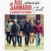 affiche AZIZ SHAMAOUI + UNIVERSITY OF GNAWA -