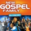 affiche NEW GOSPEL FAMILY - EN CONCERT