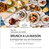 Brunch dominical du Chalet à la maison: click & collect