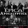 EPICA + APOCALYPTICA - THE EPIC APOCALYPSE TOUR 2020