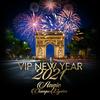 Reveillon 2020 VIP NEW YEAR 2021 ( Champs-Elysées - Feu d'Artifice ) 5 Consos Offertes flyer