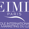 affiche Journée Portes Ouvertes Digitale - EIML Paris - École Internationale de Marketing du Luxe