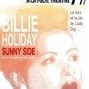affiche BILLIE HOLIDAY - SUNNY SIDE