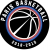 affiche PARIS BASKETBALL / ROUEN - CHAMPIONNAT BASKET-BALL PRO B