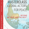 affiche Masterclass Global Actors for Peace 2021