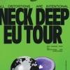 NECK DEEP + INVITES