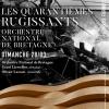QUARANTIEMES RUGISSANTS - - ORCHESTRE NATIONAL DE BRETAGNE