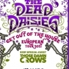 affiche THE DEAD DAISIES + 1ERE PARTIE : THOSE DAMN CROWS