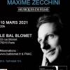 MAXIME ZECCHINI - 7e ART