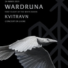 "affiche WARDRUNA - ""First Flight of the White Raven"", concert en ligne"