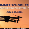 affiche Webinar Summer School 2021 IPSA, Aeronautical and Space Engineering College