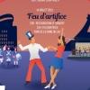 Fête nationale et Feu d'artifice à Evry Courouronnes