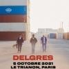 DELGRES + Premiere partie