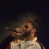 Le rappeur Ali est en concert