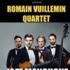 ROMAIN VUILLEMIN QUARTET - JAZZ MANOUCHE