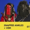 Snapped Ankles + Veik