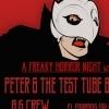A freaky Horror Night with : Peter & TTB + 8°6 Crew + El Fourbos (65 dj set)