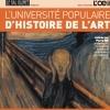 UNIVERSITÉ POPULAIRE D'HISTOIRE DE L'ART - EDWARD MUNCH