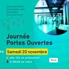 Journées Portes Ouvertes - Paris
