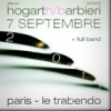 affiche STEVE HOGARTH + RICHARD BARBIERI - (+ FULL BAND)