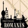 Chapiteau du cirque Romanès