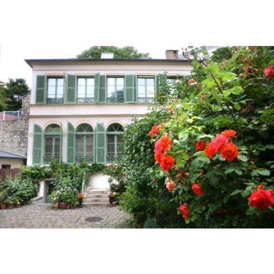 Mus e de la vie romantique paris mus e infos et - Musee de la vie romantique salon de the ...