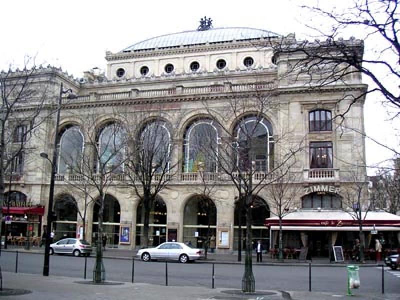 Grand Foyer Theatre Du Chatelet : Thé tre du chatelet paris infos et adresse